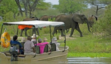 A picture of 5 Days Tanzania Classical Safari - Selous Game Reserve & Mikumi