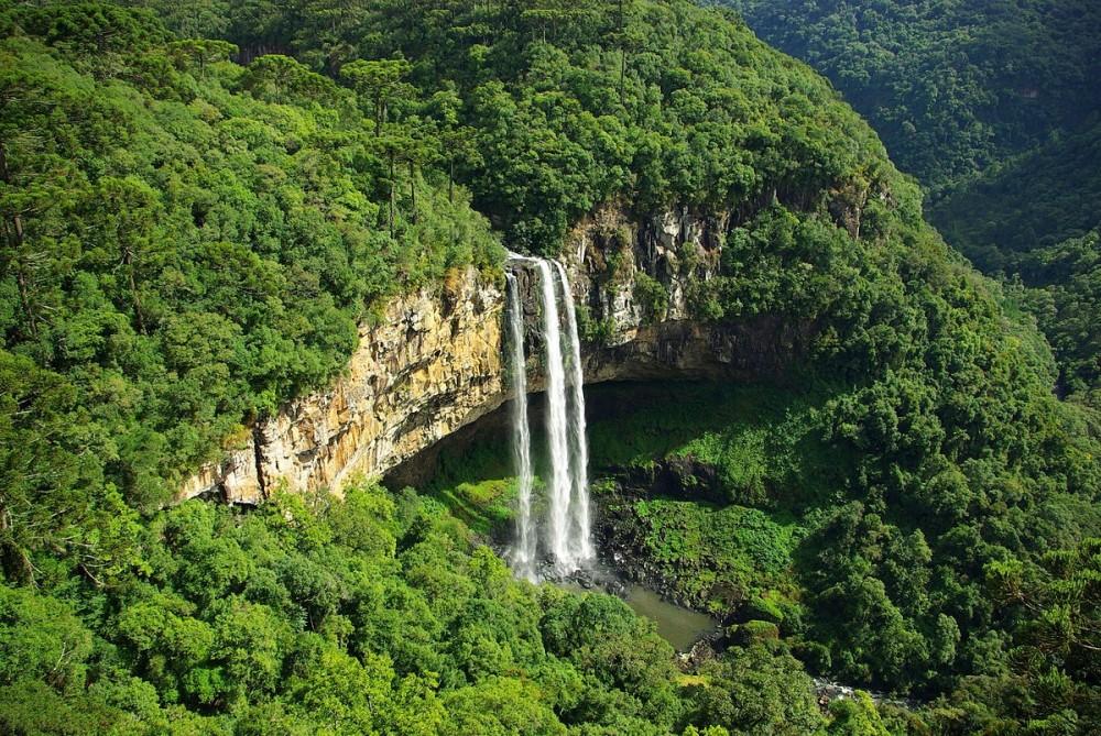 Caracol Falls - Brazil