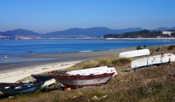 A picture of 7 Day Portuguese Coastal Camino Last 100k from Baiona Self Guided