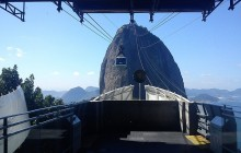 Full Day Rio Tour: Sugar Loaf + Corcovado by Van + Lunch