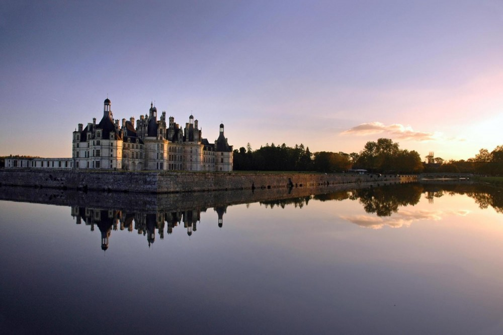 Private Tour of the Loire Valley Castles with Pickup (5-8pax)