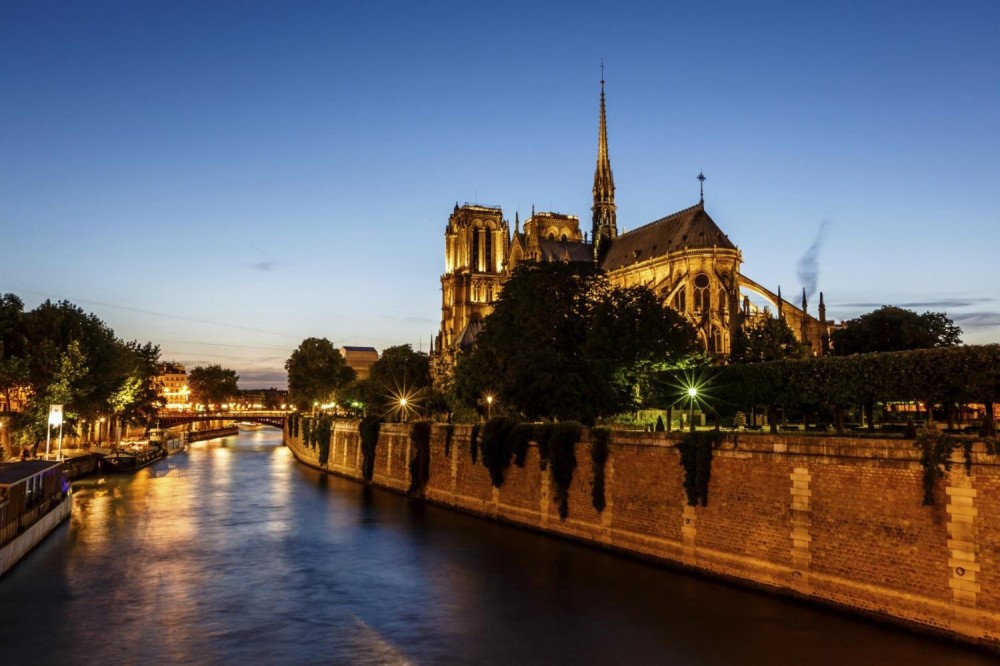 Private Illuminations of Paris Night Tour + Seine Cruise (1-4pax)