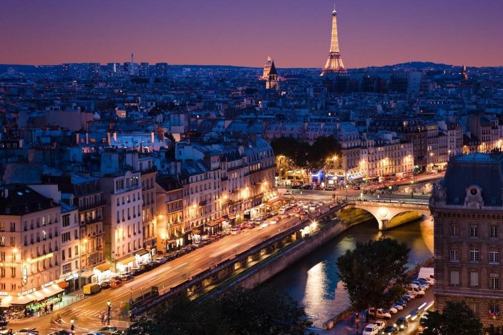Paris Seine Dinner Cruise Bateaux Parisiens - Premier Menu