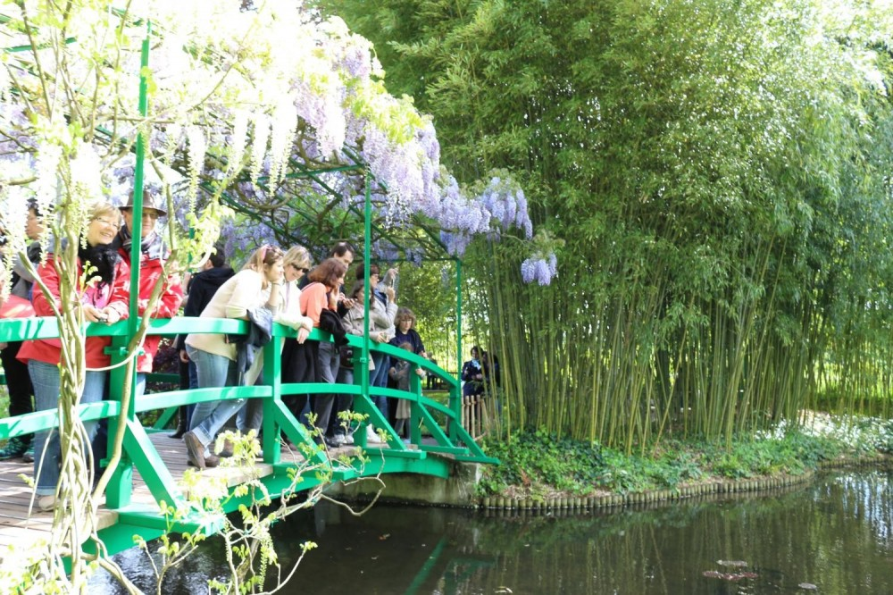 Private Giverny (5-8 pax) - Claude Monet's Home and Gardens