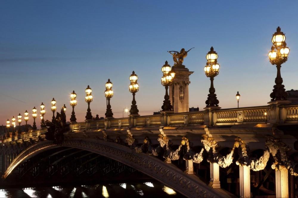 Private Illuminations of Paris Night Tour (1-4pax)