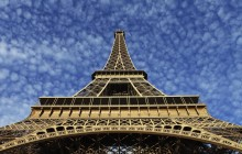 Private Paris City: Montmartre + Eiffel Tower + Cruise (1-4pax)