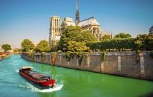 Private Paris City: Montmartre + Eiffel Tower + Cruise (1-4pax)
