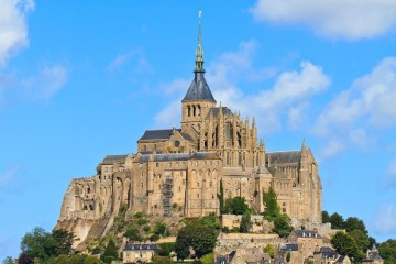A picture of 3 Day Mont Saint Michel + Loire Valley Castles Trip