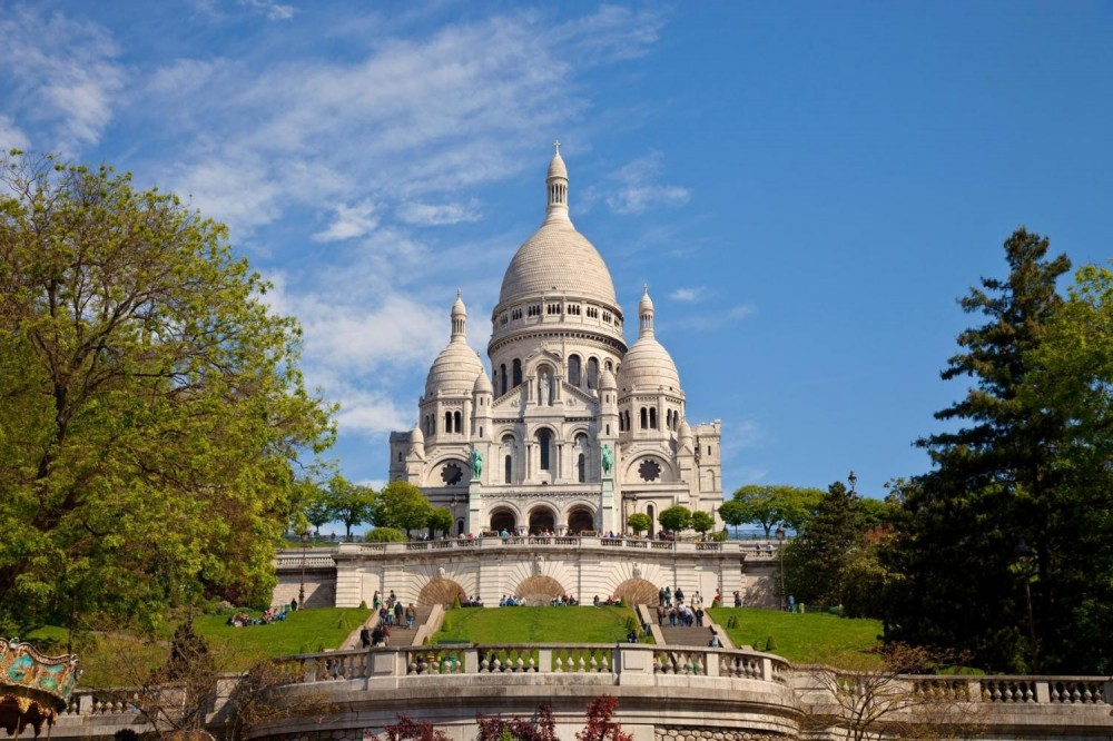 Walking Tour of Montmartre