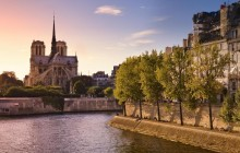 Paris City Tour + Seine River Cruise with Lunch