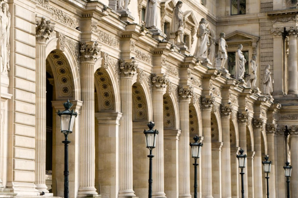 Private Guided Louvre with Skip the Line + Pickup (5-8pax)