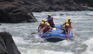A picture of 11D/10N - White Water Rafting + Chobe National Park Safari