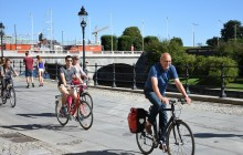 2 Hour Private Best of Stockholm Cycle Tour