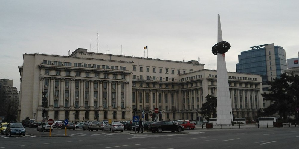 Revolution Square, Bucharest
