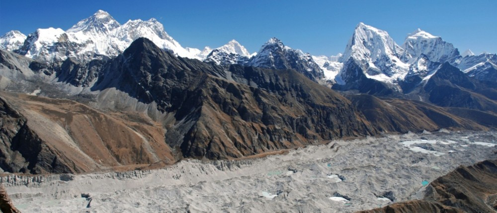 Everest Three High Passes Trek - 19 Days