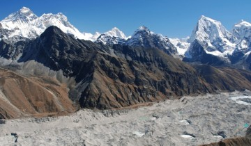 A picture of Everest Three High Passes Trek - 19 Days
