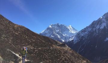 A picture of Manaslu Trek with Larkya la Pass - 19 Days