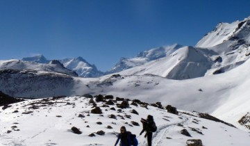A picture of Annapurna Circuit Trek - 20 Days