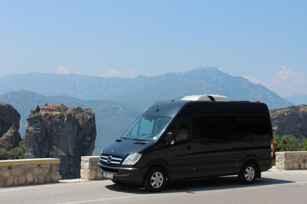 Meteora Half Day Sightseeing Tour