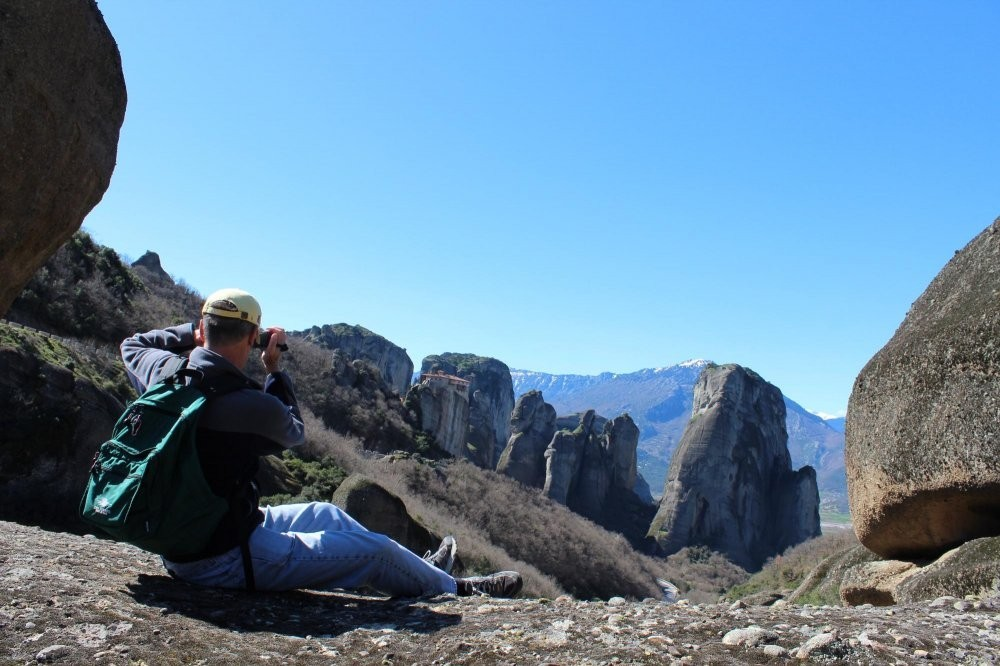 Hiking Tour of Meteora