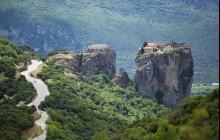 Meteora - 3 Days/2 Nights Rail Tour from Athens