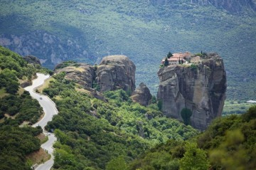 A picture of Meteora - 3 Days/2 Nights Rail Tour from Thessaloniki