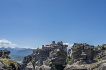 A picture of Meteora & Delphi - 4 Days/3 Nights Tour from Athens