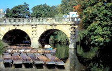Oxford Experience Boat Cruise