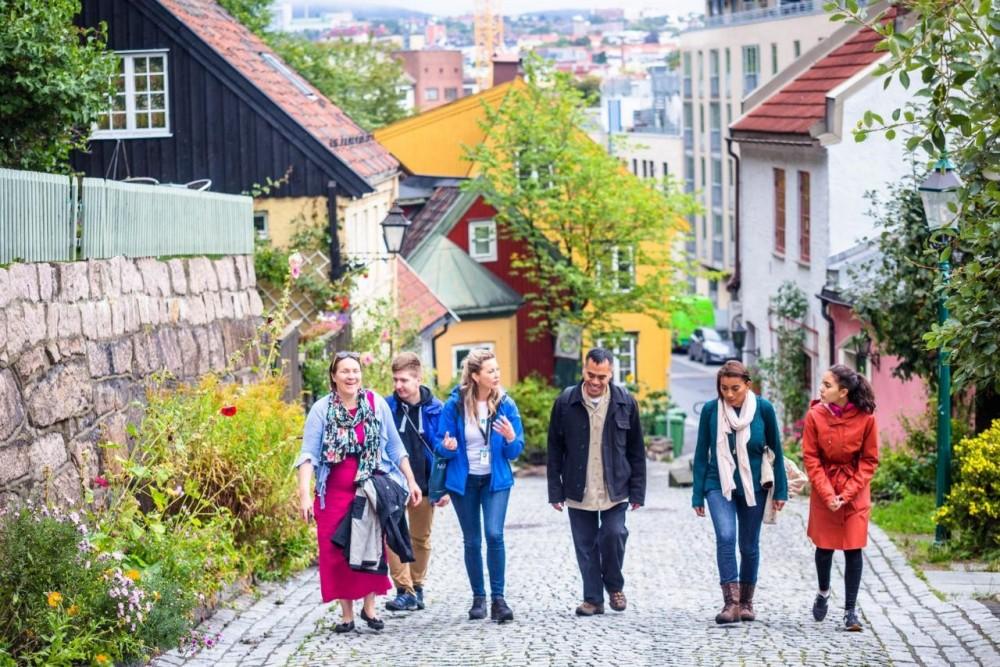Hipster Oslo (Grünerløkka)
