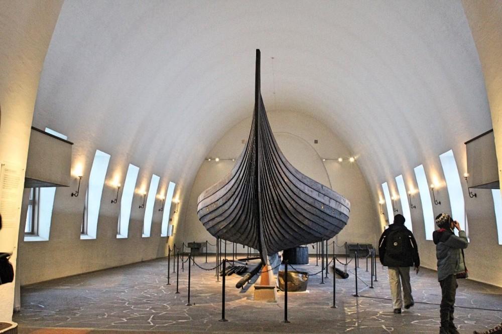 Private Oslo & Viking Ship Museum Walking Tour