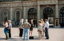 Stockholm Old Town Private Walking Tour