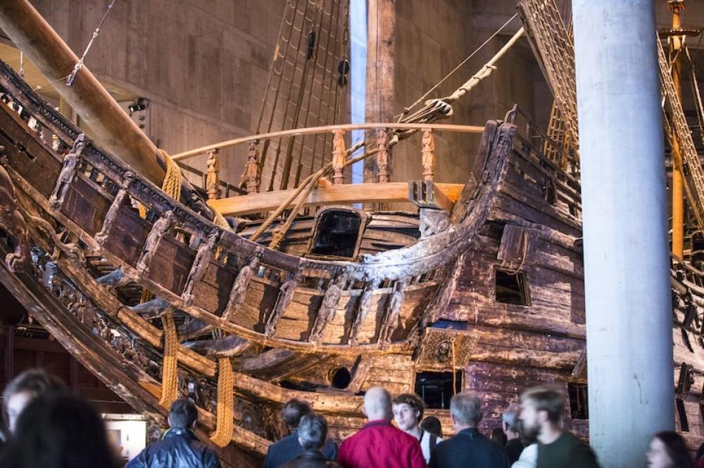 Stockholm & Vasa Museum Private Walking Tour