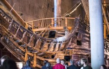 Stockholm & Vasa Museum Private Walking Tour