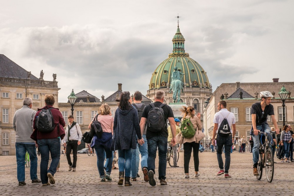 Private Copenhagen & Christiansborg Walking Tour