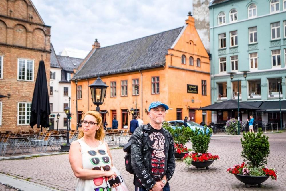 Private Oslo City Walking Tour