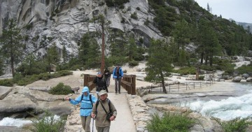 A picture of Yosemite Overnight Hotel Tour - Cedar Lodge