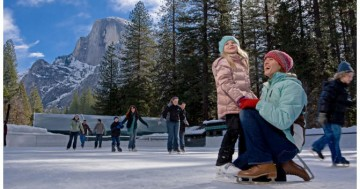 A picture of Yosemite 2-Day Winter Hotel Tour - Stay and Play