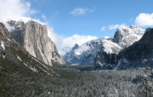 Yosemite 2-Day Winter Hotel Tour - Stay and Play
