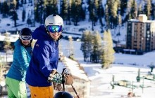 Lake Tahoe Winter Adventure Tour