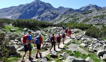 A picture of Peaks and Lakes of The Pirin and Rila Mountains - Guided