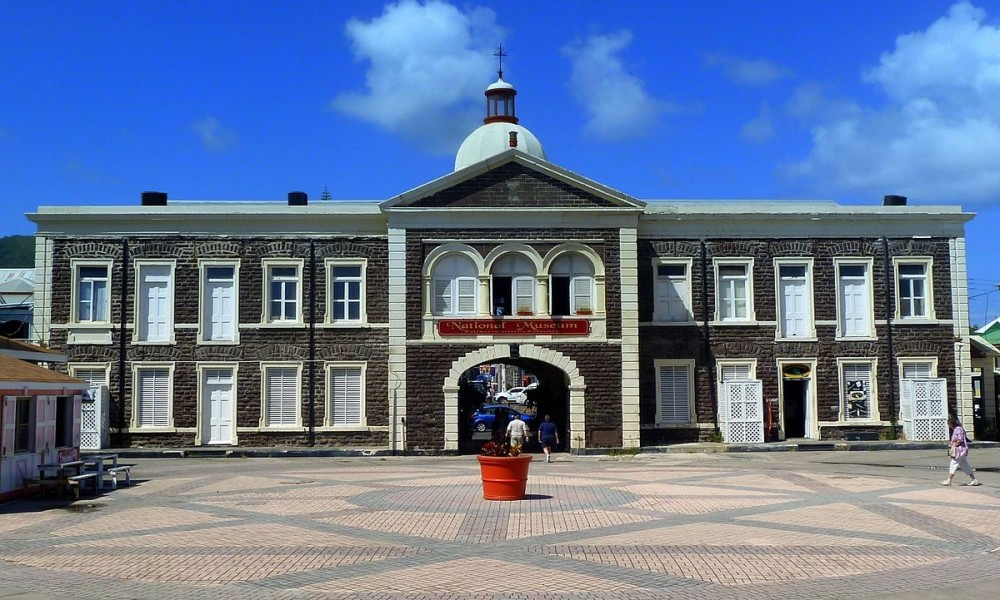 The National Museum of St. Kitts