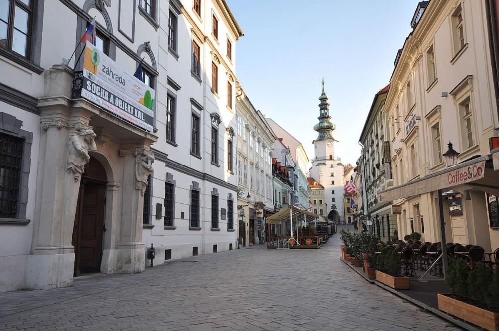 Michael's Gate , Slovakia