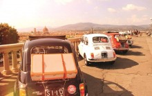 500 Vintage Tour of Florence and Pisa Tour From Livorno