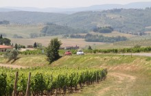 500 Vintage Tour Chianti Roads From Montecatini