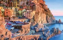 Cinque Terre & Portovenere from Siena