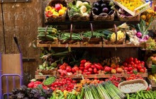 Florence Cooking Lesson: Market To The Table from Montecatini