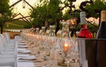 Dinner In The Chianti Vineyards From Siena