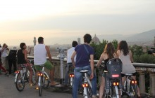 E-Bike Tour of Florence & Piazzale Michelangelo