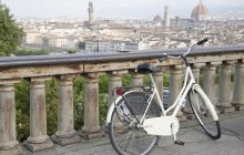 Florence Bike Tour From Montecatini