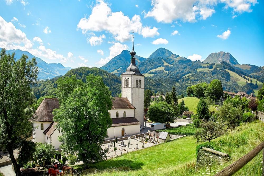 The Vistas of Italy & Switzerland - 13 Days